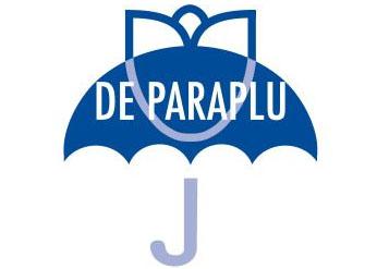 De paraplu Lisse Logo